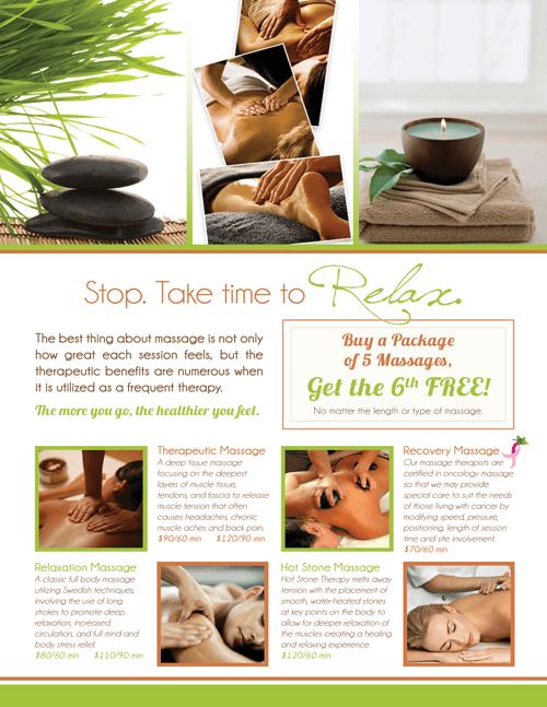 LL-Massage-Flyer