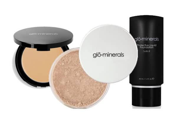 glo minerals, nutritional skin care
